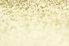 Gold Background with Copy Space Stock Image