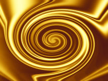 Gold Background Design Stock Image