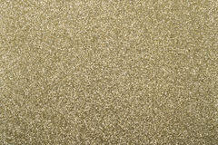 Gold Background with Glitter Texture Stock Images