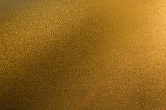 Gold Background Glitter Texture Sparkle gradient foil abstract p. Attern for christmas shiny metal luxury elegant, Dark golden vintage design frame border paper stock image