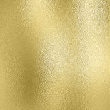 Gold background. Golden foil decorative texture Royalty Free Stock Photography