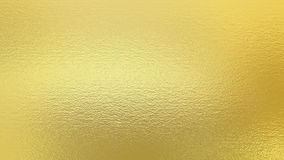 Gold background. Golden foil decorative texture Royalty Free Stock Image