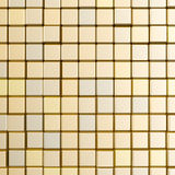 Gold background. High quality 3d render Royalty Free Stock Image