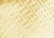 Gold background mosaic texture. Element of beautiful design. royalty free stock images
