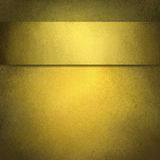 Gold background with ribbon