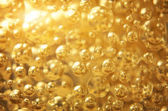 Gold background texture. Royalty Free Stock Photo