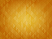 Gold background texture geometric design Royalty Free Stock Photos