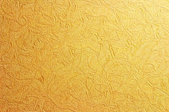 Gold background texture. Stock Image