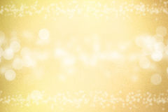 Gold background Royalty Free Stock Photography