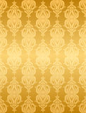 Gold Background Stock Image