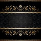 Gold background Stock Image