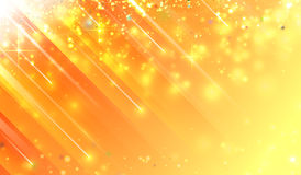 Gold background. Royalty Free Stock Photo