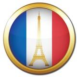 Gold badge Royalty Free Stock Photo