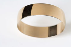 Gold Bangle Stock Image