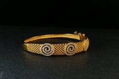 Free Gold Bangle Jewellery Stock Photo - 86513970