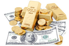 Bullion Stock Photography