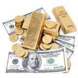 Bullion Royalty Free Stock Photography