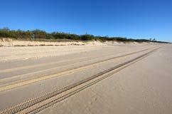 Gold beach Stock Image