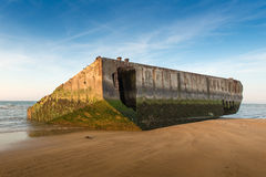 Gold beach Stock Images
