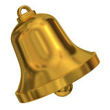 Gold bell Stock Photography