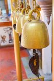 gold bell Royalty Free Stock Photo