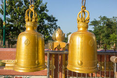 The Gold Bells Stock Photography