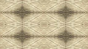 Golden leather upholstery. Graphic pattern. Stock Photos