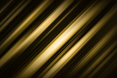 The gold and black backgrounds are with gray the light gradient is the diagonal. Templates metal texture soft lines tech gradient abstract gold diagonal royalty free stock images
