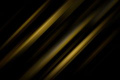 The gold and black backgrounds are with gray the light gradient is the diagonal. Templates metal texture soft lines tech gradient abstract gold diagonal royalty free stock image