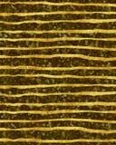 Gold Black Torn Stripes Faux Foil Metallic Striped Pattern Royalty Free Stock Image