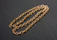 Gold Bling Lizenzfreies Stockfoto