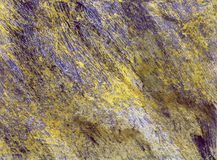 Gold and blue marbled background, watercolor brush. stone grunge effect on paper.  stock illustration