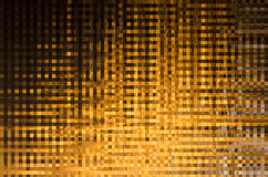 Gold blur pattern background Stock Photos