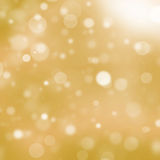 Gold bokeh background. This high quality photograph reprersents Gold bokeh background Royalty Free Stock Images