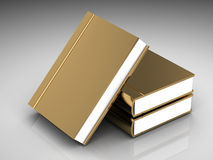 Gold book Stock Photography
