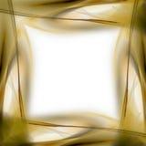 Gold Border Stock Image