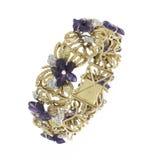 Gold Bracelet Royalty Free Stock Image