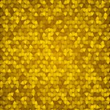 Gold bright background Stock Photo