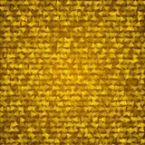 Gold bright background Stock Image
