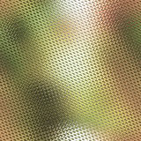 Gold brilliance of metal. Texture of metallic sheet, can be utillized designers for creation and processing of different images Royalty Free Stock Image