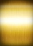 Gold brushed metal background texture. Wallpaper Vector Illustration