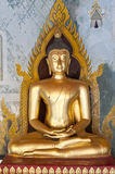 Gold Buddha. Golden Buddha Grand Palace Bangkok Stock Photo