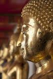 Gold Buddha Lizenzfreie Stockbilder