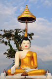 Gold Buddha Stockfotos