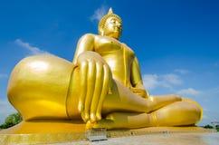 Gold Buddha Stock Photography