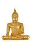 Gold Buddha stockfotografie