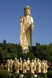 Gold Buddha Royalty Free Stock Photography