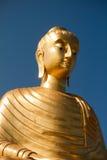 Gold buddha Royalty Free Stock Images