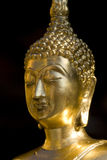 Gold Buddha Head Stock Photos