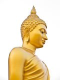 Gold Buddha at Phutthamonthon in Thailand2 Royalty Free Stock Image